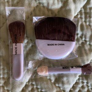 Mary Kay Gray Brush Set